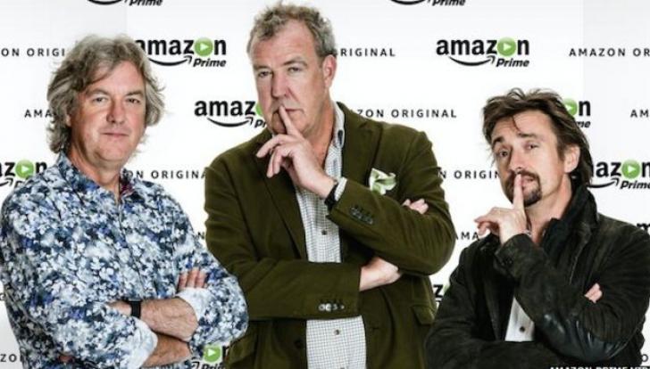 Jeremy Clarkson a băgat-o pe mânecă la BBC cu Top Gear, dar o bagă-n viteză pentru Amazon