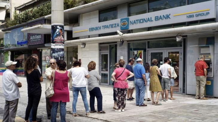 Grecia a anunțat data până la care băncile au suficiente lichidități