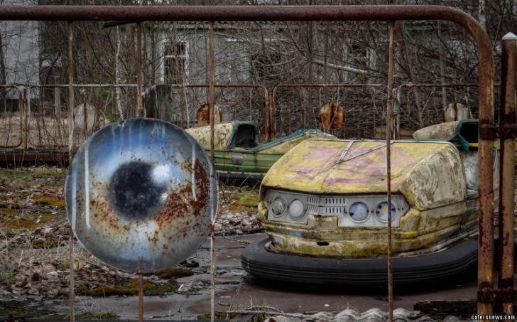 Cum arată Cenobîlul după aproape 30 de ani de la cel mai mare dezastru nuclear
