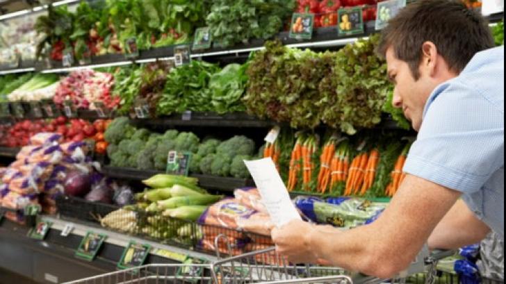 Ce alimente au vânat românii în iunie