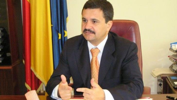 Președintele liberal CJ Arad, Nicolae Ioțcu, în fața instanței cu propunere de arestare preventivă