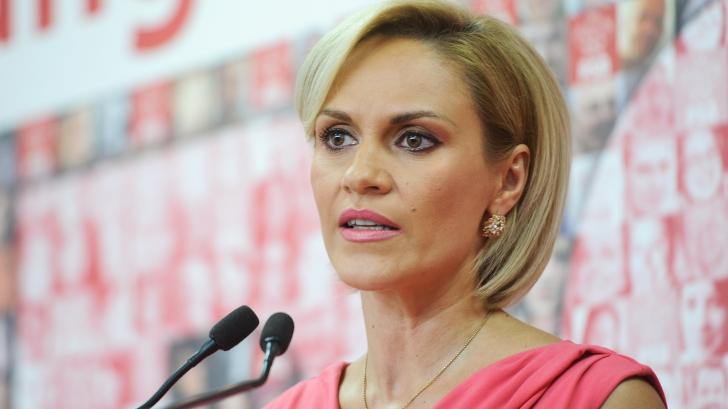 Firea, realeasă preşedinte al PSD Ilfov