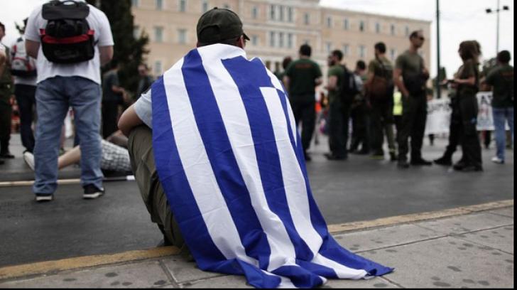 <p>Grecia renunță la măsurile de austeritate</p>