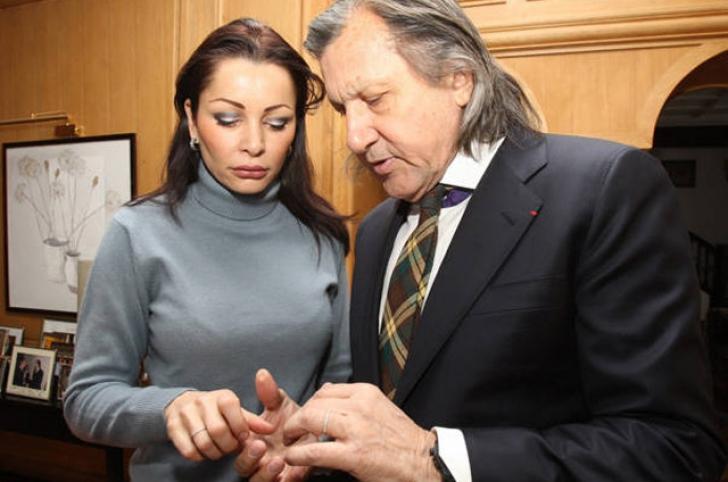 Ilie Năstase şi Brigitte Sfăt au fost la notar pentru a divorţa. Ce s-a întâmplat acolo?