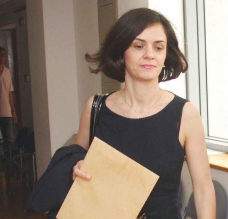 Delia Velculescu, noua sefa a FMI în Grecia