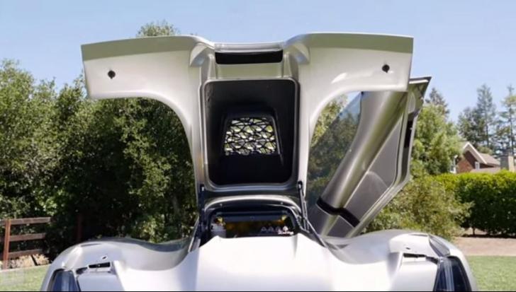 E cea mai spectaculoasă mașină pe care ai să o vezi și e făcută cu o imprimantă 3D