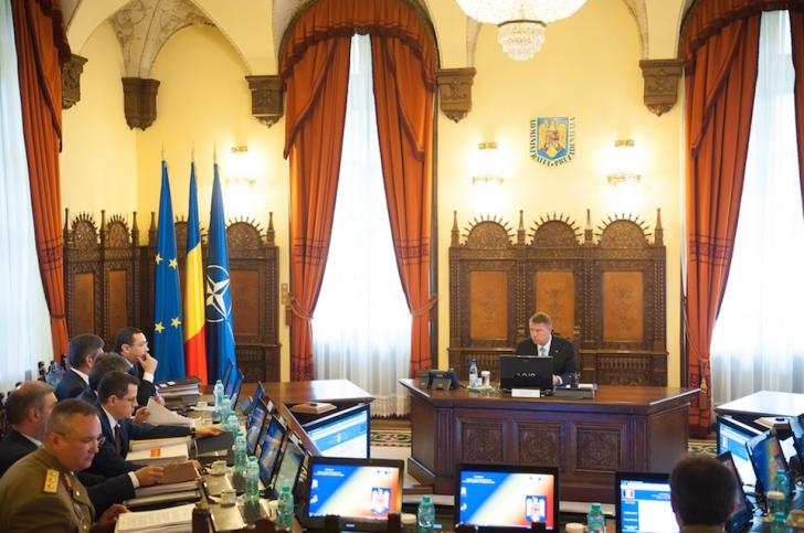 Klaus Iohannis a anunțat când va fi funcțional sediul comandamentului NATO din București
