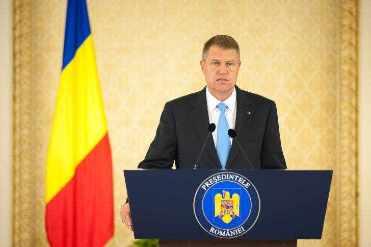 Klaus Iohannis îl primește joi pe secretarul general NATO, Jens Stoltenberg