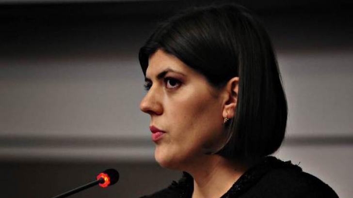 Laura Codruta Kovesi, anunt devastator pentru persoanele anchetate de DNA in mafia cancerului