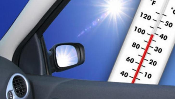 AVERTIZARE meteo - Cod galben și portocaliu de caniculă: Temperaturi de peste 40 de grade