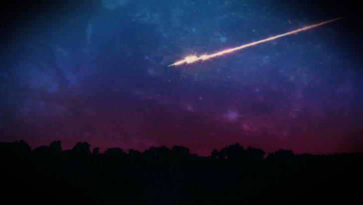 Spectacol de lumină pe cer, după ce un meteorit s-a prăbușit în Argentina
