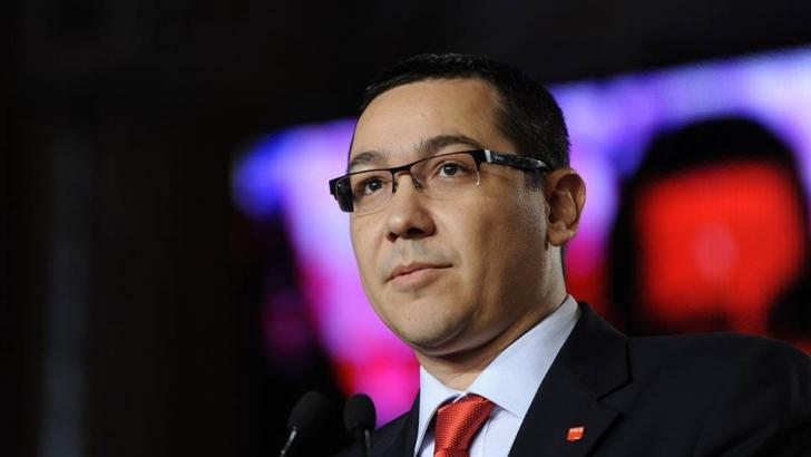"""Victor Ponta, un nou atac """"subtil"""" la adresa lui Klaus Iohannis"""