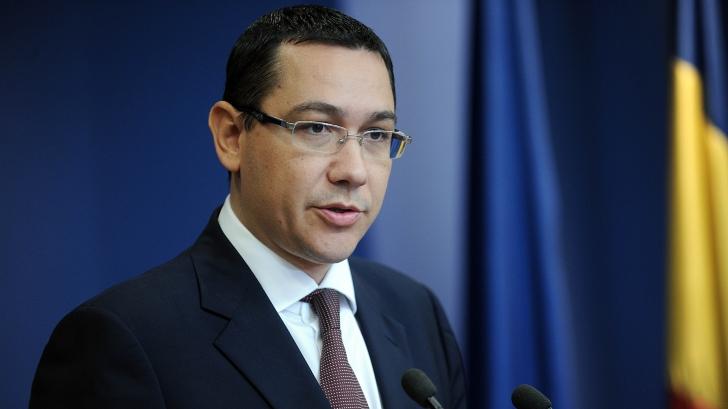 <p>Ponta, mesaj din Caraibe dedicat lui Robert Turcescu şi Dan Tăpălagă</p>