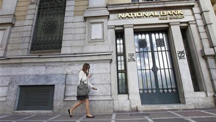 Băncile din Grecia se deschid luni