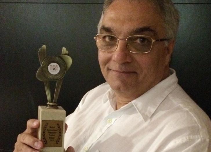 Cristian Comeagă a câștigat la Madrid premiul de regie pentru filmul CEL ALES