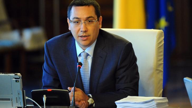 """Ponta, atac virulent la adresa Alinei Gorghiu, pe tema Codului Fiscal: """"Atât de jos este"""""""