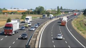 Atenţionare MAE: O porţiune din autostrada M1 din Ungaria este închisă