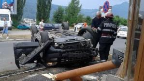 Dezastru rutier provocat de un lider PSD. Bărbatul ar fi fost băut