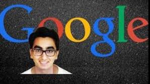 Un indian de 16 ani bate Google
