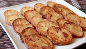 Cea mai delicioasă reţeta cu cartofi. Foarte puţini o ştiu