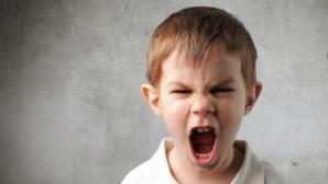 Crize de nervi copii