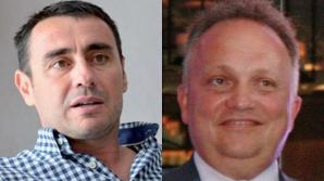 Dinu pescariu şi Claudiu Florică au fost scoşi de sub urmărire penală / Foto: recentnews.ro