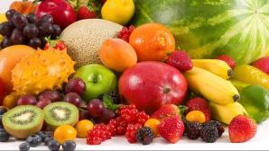 Fructele care îţi dau cea mai mare cantitate de energie