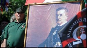 Horty, admirat de formațiunea de extremă dreapta Jobbik