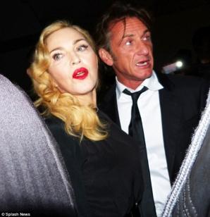 Madonna si Sean Penn