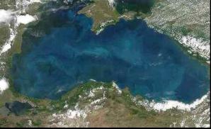 Oraș antic sub Marea Neagră