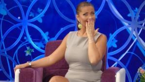 Gabriela Cristea, apariţie bizară în emisiune