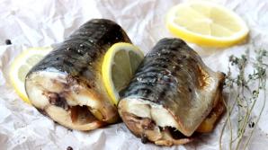 Peștele, 'pastila' de omega 3. Beneficii fantastice pentru sănătate / Foto: bucataria-romaneasca.ro