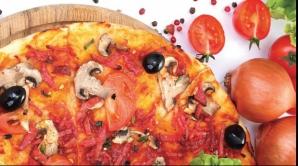 Cinci trucuri ca să alegi o pizza sănătoasă