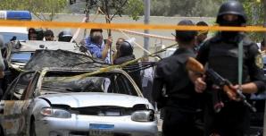 Atac cu mașină capcană Cairo