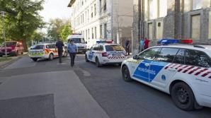 Cei 12 traficanţi de persoane români au fost reţinuţi de autorităţile ungare