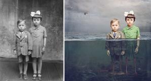 Fotografiile româneşti care au făcut înconjurul lumii. Imagini ireale / Foto: boredpanda.com