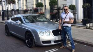 Românul cu Bentley din Londra a ucis un grădinar