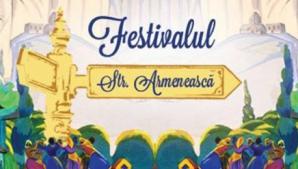 Festivalul Strada Armenească revine cu cea de-a treia ediţie! Vezi programul