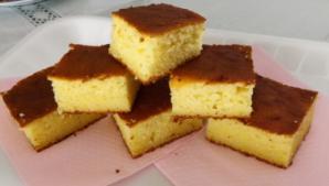 Cum să faci prăjitură din mămăligă, un desert uimitor