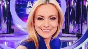 Simona Gherghe şi-a luat rămas bun de la telespectatori și de la colegi