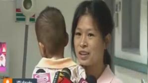 """Cum a vrut o chinezoaică să-şi vindece fiul de epilepsie. """"Tratamentul"""" este dezgustător"""