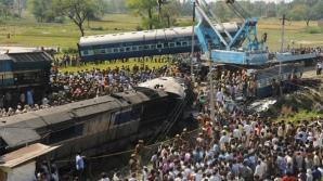 Cel puţin 20 de morţi, după deraierea a două trenuri, în India