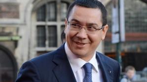 Ce face Victor Ponta în ziua dezbaterilor pe Codul Fiscal