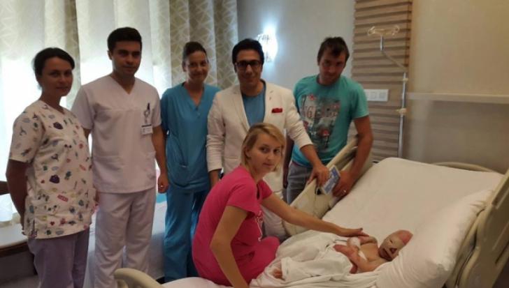 Îţi vor da lacrimile! Fotografii sfâşietoare de pe patul de spital, făcute publice de Andreea Marin