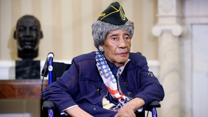 Emma Didlake, cea mai longevivă veterană de război americană, a murit. Mesajul lui Obama