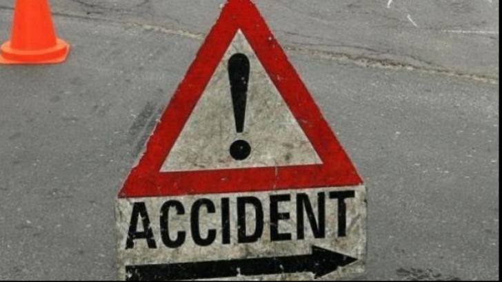 Accident în Constanţa. Circulația pe DN2A, oprită