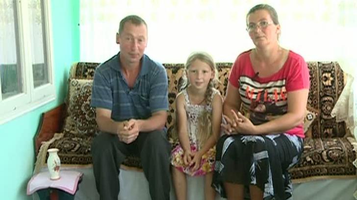 Alexandra, fetița din Vaslui care vrea să devină medic pentru a-i ajuta pe alți copii