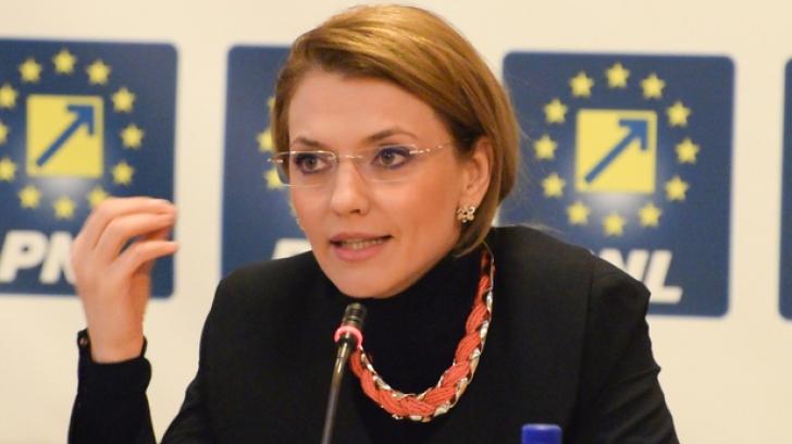 Criza imigranților. Gorghiu: O temă care nu ar trebui să ne panicheze. România nu e afectată