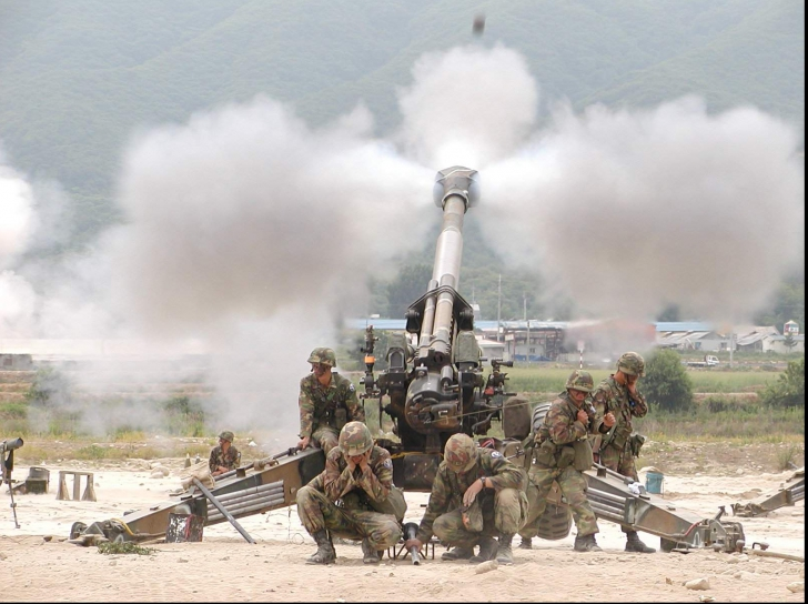 La un pas de război!  Coreea de Nord a bombardat Coreea de Sud!