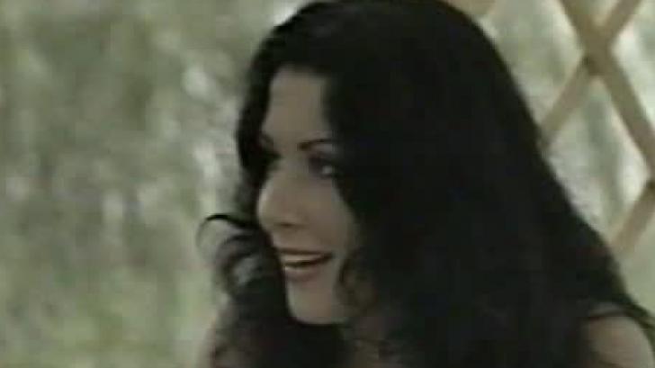 Cum arăta Carmen Brumă în urmă cu 13 ani